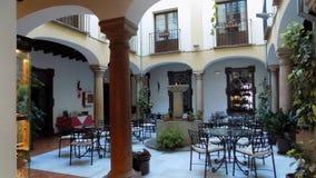 Παλάτι Coso viejo-Antequera-Ανδαλουσία-Ισπανία Στοκ Φωτογραφία