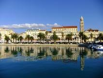 Παλάτι Diocletian, διάσπαση στοκ εικόνες με δικαίωμα ελεύθερης χρήσης