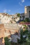 Παλάτι Diocletian (περιοχή κληρονομιάς της ΟΥΝΕΣΚΟ) Στοκ Εικόνες