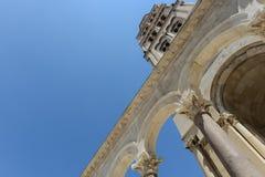 Παλάτι Diocletian Στοκ εικόνα με δικαίωμα ελεύθερης χρήσης