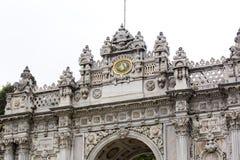 Παλάτι Dolmabahce Στοκ Εικόνες