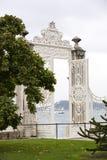 Παλάτι Dolmabahce Στοκ φωτογραφία με δικαίωμα ελεύθερης χρήσης