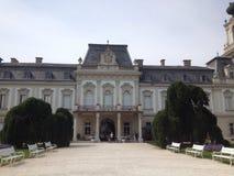 παλάτι festetics keszthely στοκ φωτογραφίες