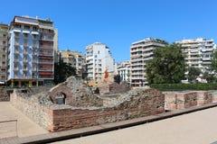 Παλάτι Galerius, Θεσσαλονίκη, Ελλάδα Στοκ εικόνα με δικαίωμα ελεύθερης χρήσης
