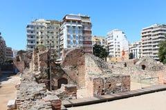 Παλάτι Galerius, Θεσσαλονίκη, Ελλάδα Στοκ εικόνες με δικαίωμα ελεύθερης χρήσης