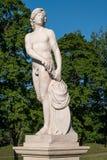 Παλάτι Gatchina Γλυπτό στον ολλανδικό κήπο Κινηματογράφηση σε πρώτο πλάνο Στοκ φωτογραφίες με δικαίωμα ελεύθερης χρήσης