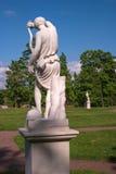 Παλάτι Gatchina Γλυπτό στον ολλανδικό κήπο Στοκ Φωτογραφία