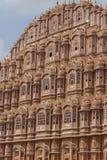 Παλάτι hawa-Mahal στοκ φωτογραφία με δικαίωμα ελεύθερης χρήσης