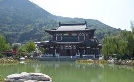 Παλάτι Huaqing κοντά σε Xian στοκ φωτογραφία