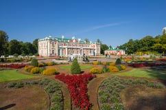 Παλάτι Kadriorg στοκ εικόνα με δικαίωμα ελεύθερης χρήσης