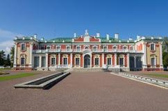 Παλάτι Kadriorg στοκ εικόνα
