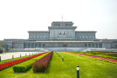 Παλάτι Kumsusan του ήλιου Pyongyang, DPRK - Βόρεια Κορέα Στοκ Φωτογραφία