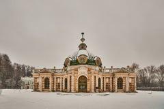 Παλάτι Kuskovo στη Μόσχα Στοκ Εικόνες