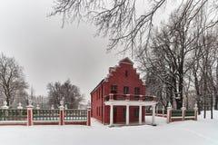 Παλάτι Kuskovo στη Μόσχα Στοκ εικόνες με δικαίωμα ελεύθερης χρήσης
