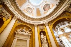 Παλάτι Lazienki Στοκ Φωτογραφίες
