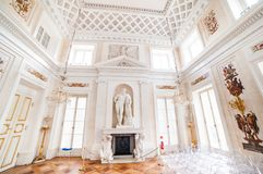 Παλάτι Lazienki Στοκ Εικόνα