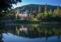 Παλάτι Lillafured - Ουγγαρία Στοκ Εικόνες