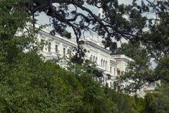 Παλάτι Livadia και πάρκο, Κριμαία Στοκ φωτογραφίες με δικαίωμα ελεύθερης χρήσης