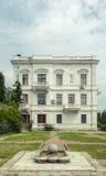 Παλάτι Livadia και πάρκο, Κριμαία Στοκ φωτογραφία με δικαίωμα ελεύθερης χρήσης
