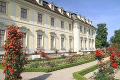 Παλάτι Ludwigsburg Στοκ εικόνα με δικαίωμα ελεύθερης χρήσης