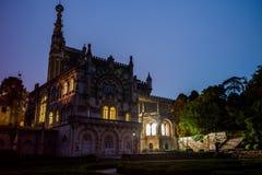Παλάτι Manuelino Στοκ Εικόνες