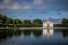 Παλάτι Marli Στοκ φωτογραφία με δικαίωμα ελεύθερης χρήσης
