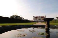 Παλάτι Milotice Στοκ φωτογραφία με δικαίωμα ελεύθερης χρήσης