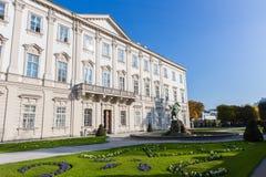 Παλάτι Mirabell στο Σάλτζμπουργκ, Αυστρία Στοκ εικόνα με δικαίωμα ελεύθερης χρήσης