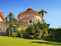 Παλάτι Monserrate σε Sintra, Πορτογαλία Στοκ Εικόνα