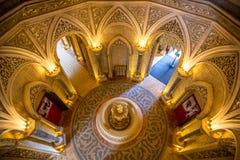 Παλάτι Monserrate στοκ φωτογραφία