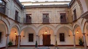 Παλάτι najera-Antequera Ανδαλουσία-ΙΣΠΑΝΙΑ Στοκ Φωτογραφία