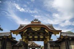 Παλάτι Ninomaru σε Nijo Castle στο Κιότο Στοκ Φωτογραφίες