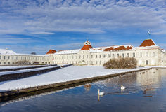 Παλάτι Nymphenburg, Μόναχο, Γερμανία Στοκ φωτογραφίες με δικαίωμα ελεύθερης χρήσης