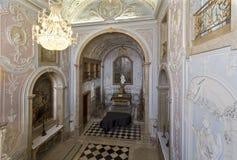 Παλάτι Oeiras Στοκ εικόνα με δικαίωμα ελεύθερης χρήσης