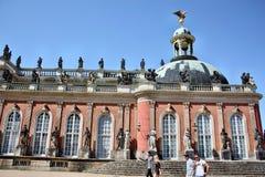 Παλάτι Palais Neues Στοκ εικόνα με δικαίωμα ελεύθερης χρήσης