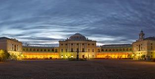 Παλάτι Pavlovskiy, Pavlovsk, Αγία Πετρούπολη Στοκ φωτογραφίες με δικαίωμα ελεύθερης χρήσης