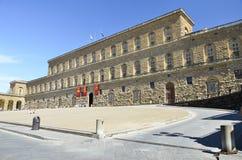 Παλάτι Pitti, Φλωρεντία 2 Στοκ Εικόνες