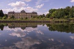 Παλάτι Poppelsdorf Στοκ φωτογραφία με δικαίωμα ελεύθερης χρήσης