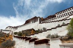 Παλάτι Potala σε Lhasa Στοκ φωτογραφίες με δικαίωμα ελεύθερης χρήσης