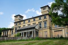 Παλάτι Potocki σε Krzeszowice (Πολωνία) Στοκ Εικόνες