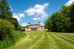 Παλάτι Potocki σε Krzeszowice (Πολωνία) Στοκ φωτογραφία με δικαίωμα ελεύθερης χρήσης