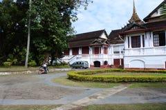 Παλάτι Prabang Luang Στοκ Φωτογραφία