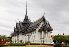 Παλάτι Prasat Sanphet, αρχαία πόλη, Μπανγκόκ, Ταϊλάνδη Στοκ Εικόνα