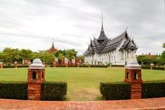 Παλάτι Prasat Sanphet, αρχαία πόλη, Μπανγκόκ, Ταϊλάνδη Στοκ φωτογραφία με δικαίωμα ελεύθερης χρήσης