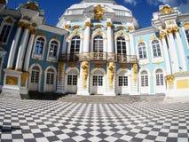 Παλάτι Pushkin Ρωσία Selo Tsarskoe Στοκ Εικόνες