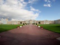 Παλάτι Pushkin Ρωσία Selo Tsarskoe Στοκ Εικόνα