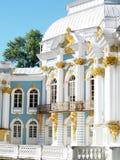 Παλάτι Pushkin Ρωσία Selo Tsarskoe Στοκ εικόνες με δικαίωμα ελεύθερης χρήσης