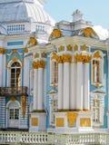 Παλάτι Pushkin Ρωσία Selo Tsarskoe Στοκ Φωτογραφία
