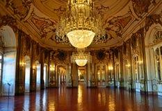 Παλάτι Queluz στοκ εικόνα με δικαίωμα ελεύθερης χρήσης