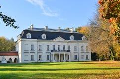Παλάτι Radziejowice (Πολωνία) Στοκ Φωτογραφία